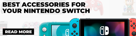Best Accessories for Your Nintendo Switch