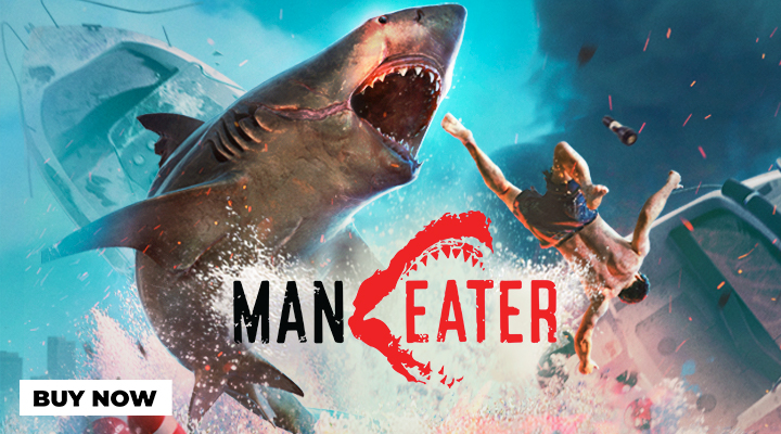 Coming Soon - Maneater