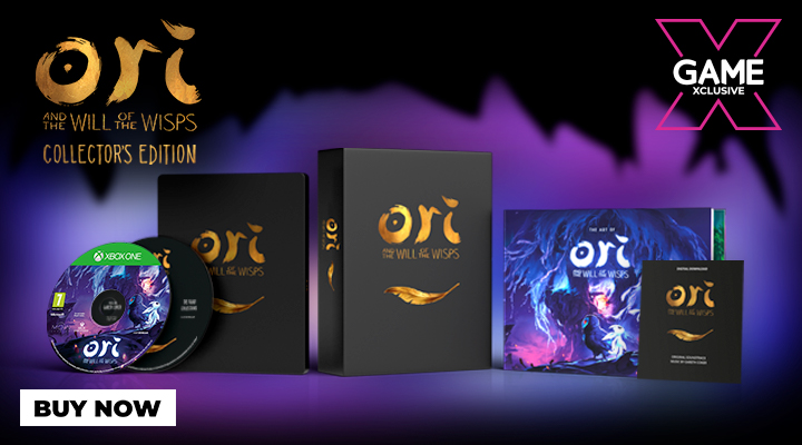 Ori and the Will of the Wisps - Collector's Edition