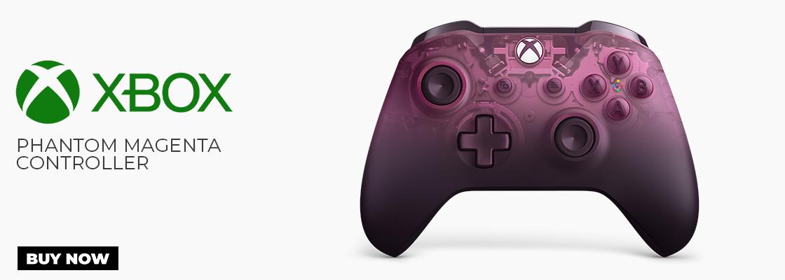 Xbox Wireless Controller - Magenta Special Edition