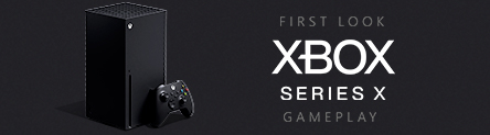 Xbox Series X - Register Your Interest