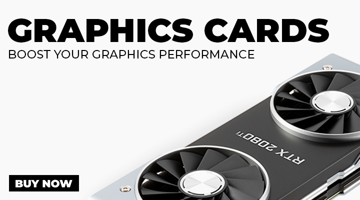PC Graphics Cards - View Full Range