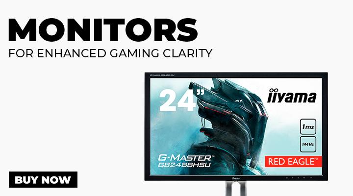 PC Monitors - View Full Range