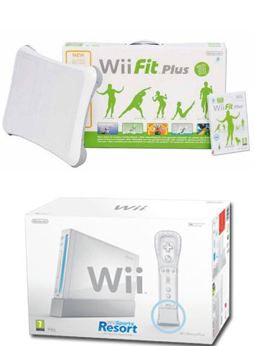 Wii Fit Plus Giveaway – Get fit and organised this January!