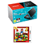 Nintendo 2DS XL Black + Turquoise plus Selects Super Mario 3D Land for 3DS