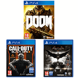 Preowned PS4 Games Triple Pack