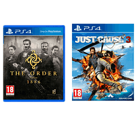 Preowned PS4 Games Double Pack