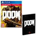 DOOM with UAC Pack and Collectors Edition Guide - Only at GAME