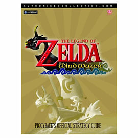 The Legend of Zelda: The Wind Waker - PiggyBack Official Strategy GuideStrategy Guides & Books