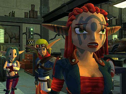 Buy Jak Ii Renegade On Playstation 2 Game