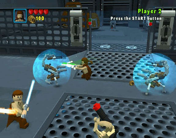 Buy LEGO Star Wars on PlayStation 2 | Free UK Delivery | GAME