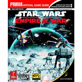 Star Wars: Empire At War Strategy GuideStrategy Guides & Books