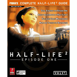Half-Life 2: Episode 1 Strategy GuideStrategy Guides & Books