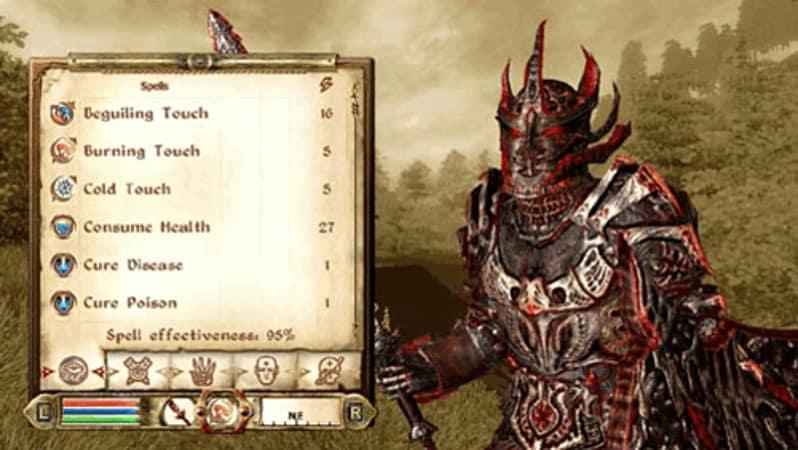 buy the elder scrolls iv oblivion on xbox 360 free uk delivery game