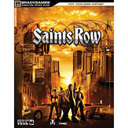 Saints Row Official Strategy GuideStrategy Guides & Books