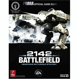 Battlefield 2142 Official Strategy GuideStrategy Guides & Books