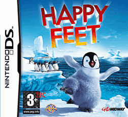 Happy Feet for NDS