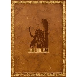 Final Fantasy XII Limited Edition Hardcover Strategy GuideStrategy Guides & Books