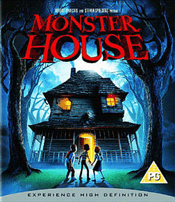 Monster HouseBlu-ray