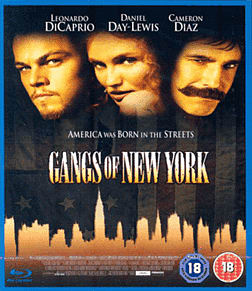 Gangs of New YorkBlu-ray