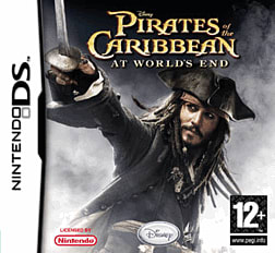 Pirates of the Caribbean: At Worlds End for NDS