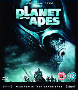 Planet of the ApesBlu-ray