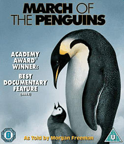 March Of The PenguinsBlu-ray