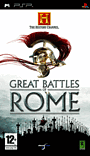The History Channel: Great Battles of Rome PSP