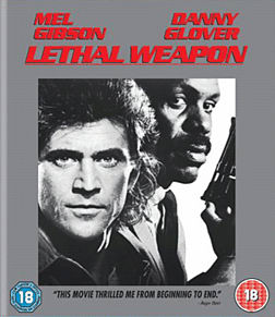 Lethal WeaponBlu-ray
