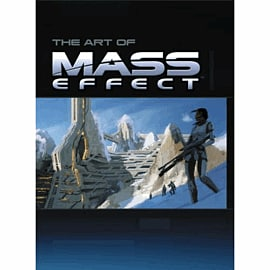 Mass Effect Art Book Strategy GuideStrategy Guides & Books