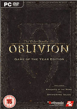 The Elder Scrolls IV: Oblivion Game of the Year EditionPCCover Art