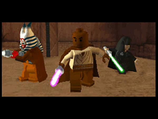 Buy Lego Star Wars The Complete Saga On Xbox 360 Game