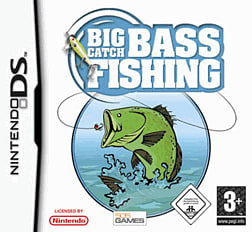Big Catch: Bass Fishing for NDS
