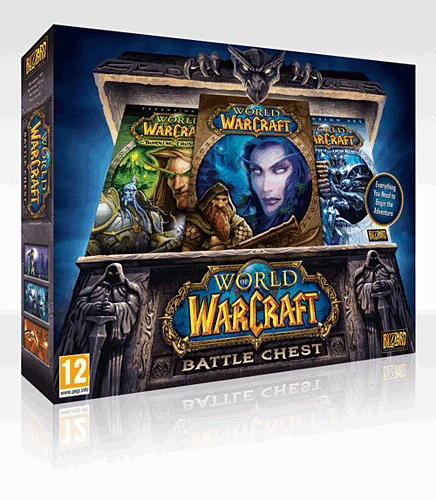 World of Warcraft on PC at GAME