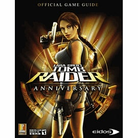 Lara Croft Tomb Raider Anniversary Strategy GuideStrategy Guides & Books