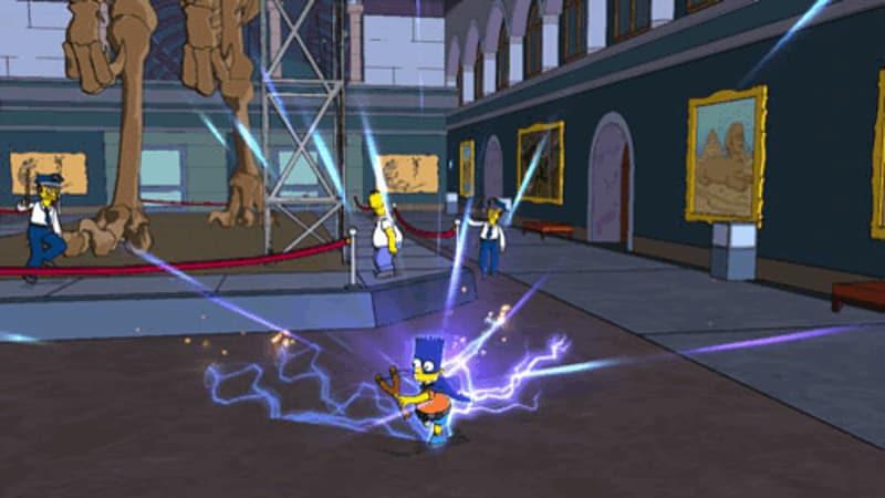 Simpsons online games co uk pokemon roulette codes