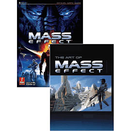 Mass Effect Collectors Edition Strategy GuideStrategy Guides & Books