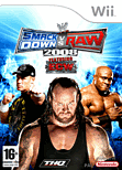 WWE SmackDown! vs. RAW 2008 Wii