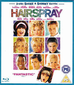 HairsprayBlu-ray