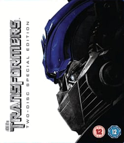 Transformers: The MovieBlu-ray