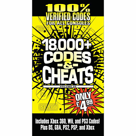 Codes & Cheats Volume 10 GuideStrategy Guides & Books