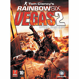 Rainbow Six Vegas 2 Strategy GuideStrategy Guides & Books