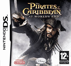 Pirates of the Caribbean At Worlds End - Disney on the Go for NDS