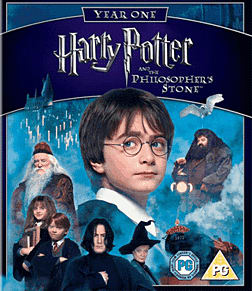 Harry Potter and the Philosopher's Stone (BluRay)Blu-ray