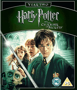 Harry Potter and the Chamber of SecretsSku Format Code