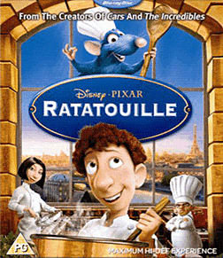 RatatouilleBlu-ray