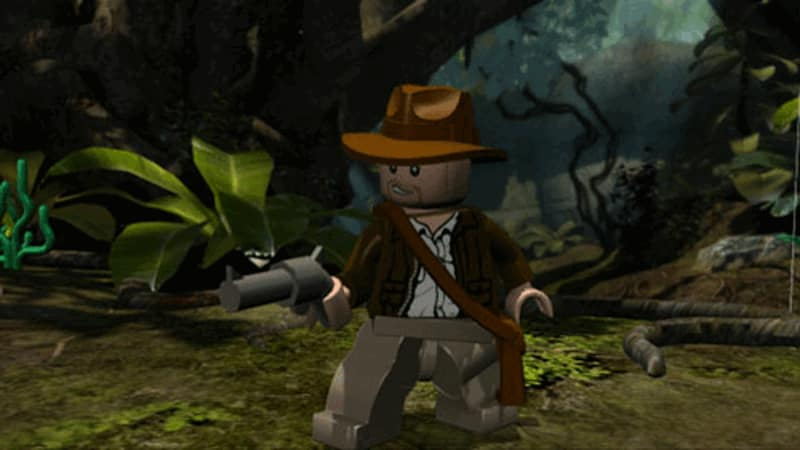 Buy LEGO Indiana Jones: The Original Adventures on Wii | Free UK ...
