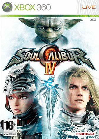SoulCalibur V on Xbox 360 and PS3 at GAME