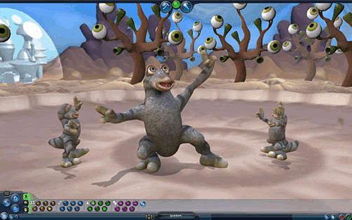 buy spore creature creator on pc free uk delivery game