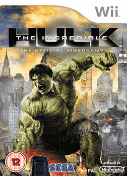 The Incredible Hulk for Wii